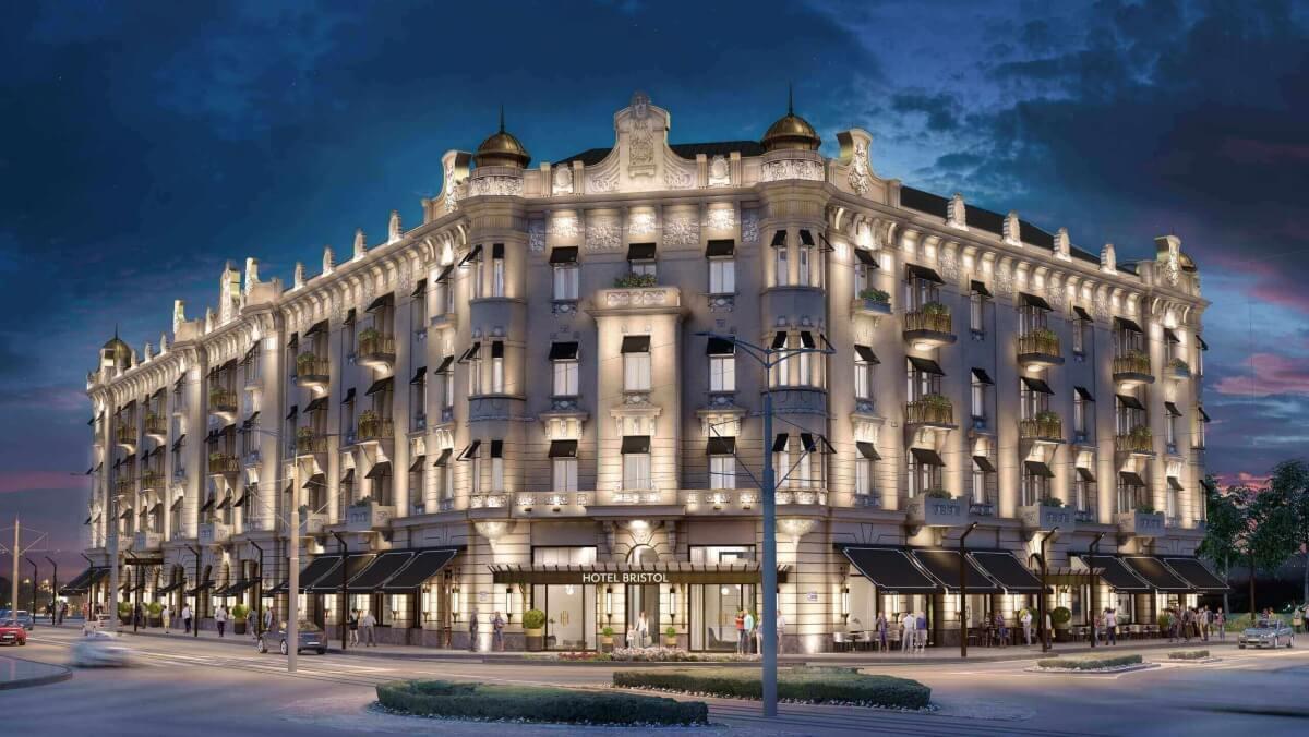 Kulturni giganti   Hotel Bristol