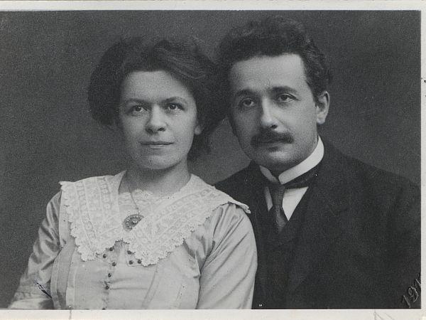 Heroine jednog doba | Mileva Marić Ajnštajn
