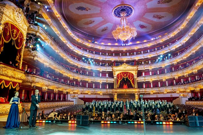 Boljšoj teatar: Veličanstvenost pred kojom zastaje dah