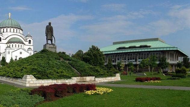 Kulturni giganti | Narodna biblioteka Srbije