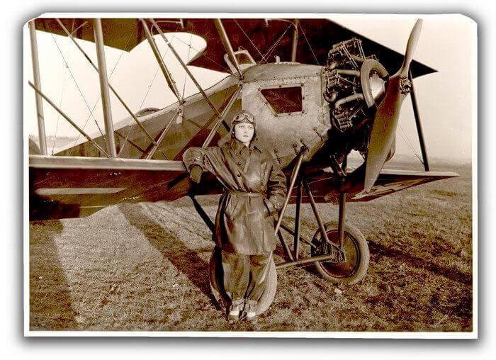 Heroine jednog doba | Da li znate ko je bila prva žena pilot u Srbiji?